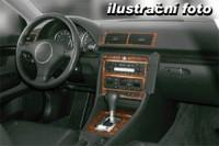 Decor interiéru Nissan Primera -aut. převodovka rok výroby 10.96 - 09.99 -10 dílů přístrojova deska/ středová konsola