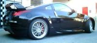 LESTER zadní spoiler křídlo WRC Look Nissan 350Z