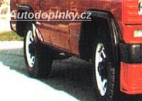 LESTER lemy blatníků Nissan Patrol 2/4dv. -- do roku výroby -89