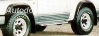 LESTER lemy blatníků Nissan Patrol GR 2dv. od roku výroby 97-