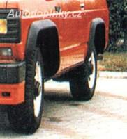 LESTER lemy blatníků Nissan Patrol Safari 2dv. od roku výroby 89-