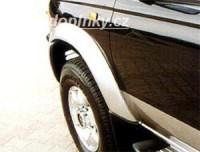 LESTER lemy blatníků 6ks Nissan Pick-up 2dv. od roku výroby 99-