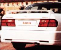 LESTER zadní nárazník Nissan Primera 4dv. -- do roku výroby -96