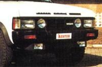 LESTER přední nárazník Nissan Terrano -- do roku výroby -93