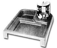 LESTER odkládací schránka Nissan Terrano -- do roku výroby -93