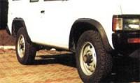 LESTER lemy blatníků Nissan Terrano -- do roku výroby -93