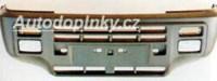 LESTER přídavné světlomety do originál nárazníku Nissan Terrano II -- rok výroby 93-96